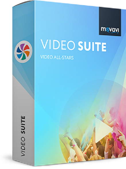 Create Impressive Videos with Movavi Video Suite